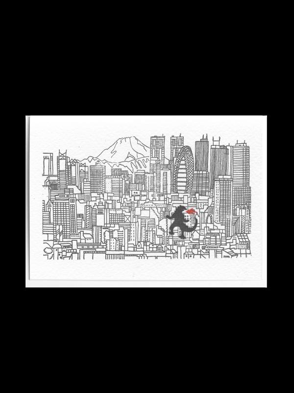 Tokyo Invasion by Pop Press