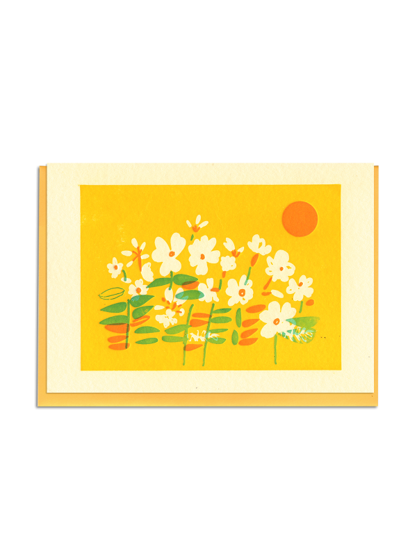 Primula-Nature-Card