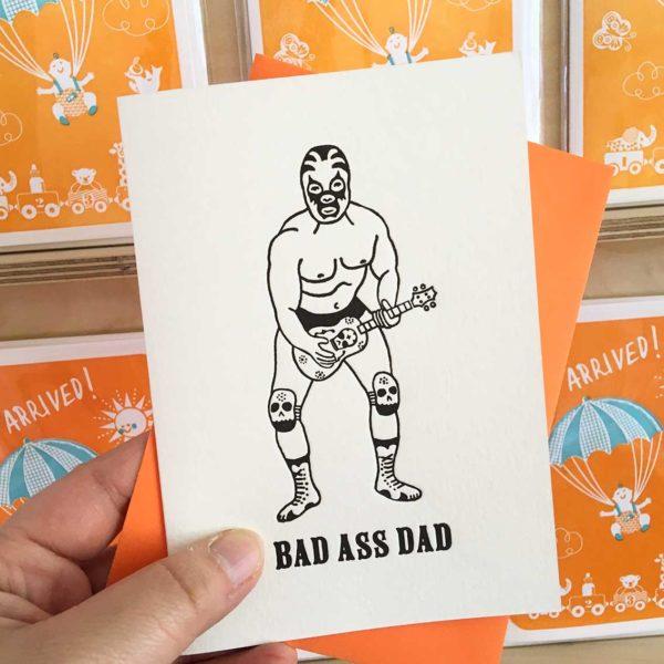 Bad-Ass-Dad-card